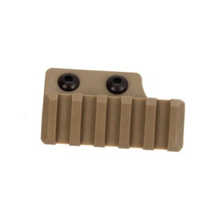 M-LOK 45 Degree Rail(TAN) [G-03-200-1]]